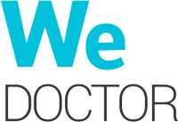 Logotipo do WeDoctor