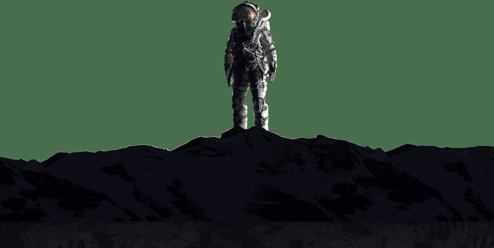 izertiano en el espacio